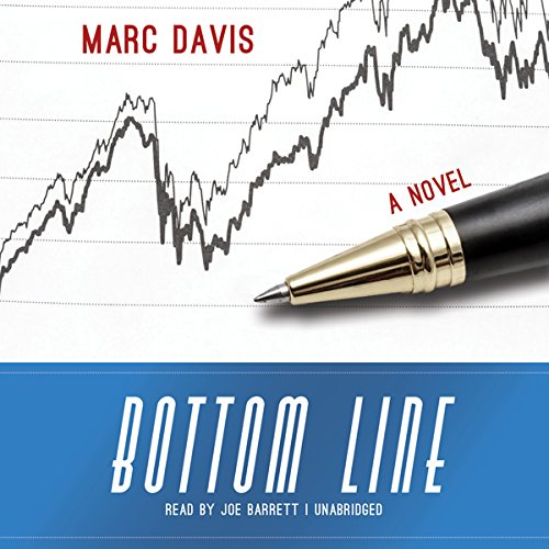 Bottom Line audiobook cover art