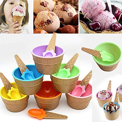 Ice Cream Dessert Bowl Set FREE with Code!