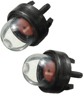 linjunddd Burbuja Mini Carburador Aceite Bulbo Gasolina Snap Cebador De Combustible De La Bomba Kit para Cortasetos Cortad...