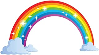 Best wall sticker rainbow Reviews