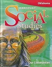 Harcourt Social Studies: Student Edition Our Communities Grade 3 2008