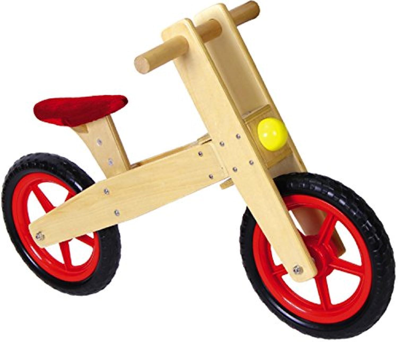 Fahrrad aus Holz Erste Kindheit Kinder