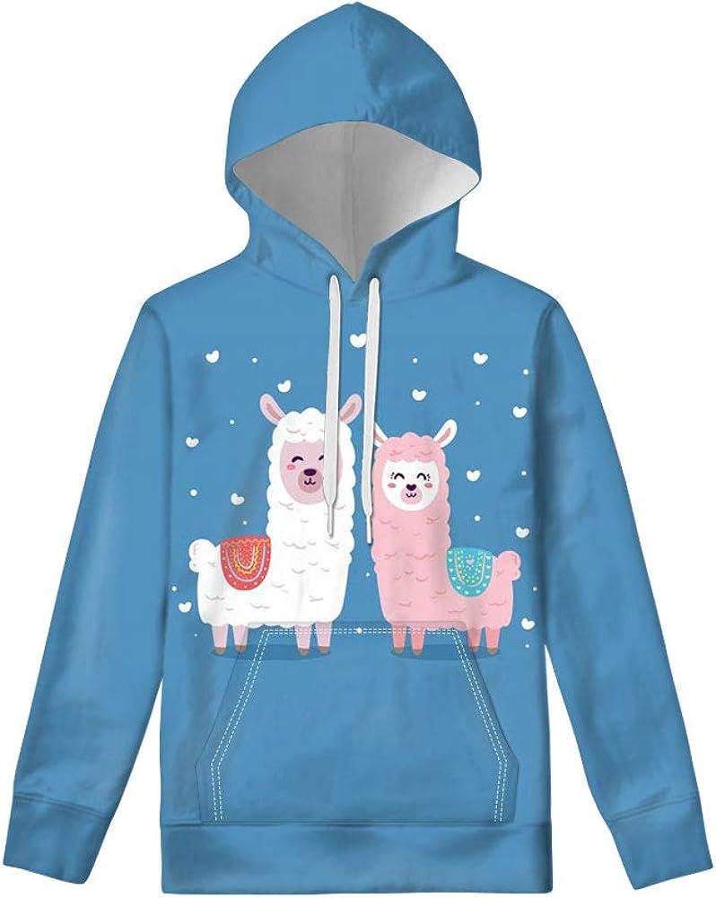 WELLFLYHOM Boys Girls Kids Jumper Hoodie with Designs Pocket Long Sleeve Thin Fall Spring Hoody Sweatshirt 6-16 Years Old