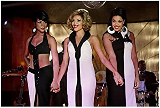 Sparkle Jordin Sparks Holding Hands with Carmen Ejogo and Tika Sumpter 8 x 10 inch Photo