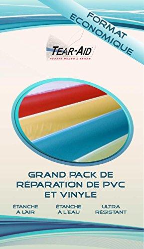 TEAR-AID Grand Pack de réparation instantanée et sans...