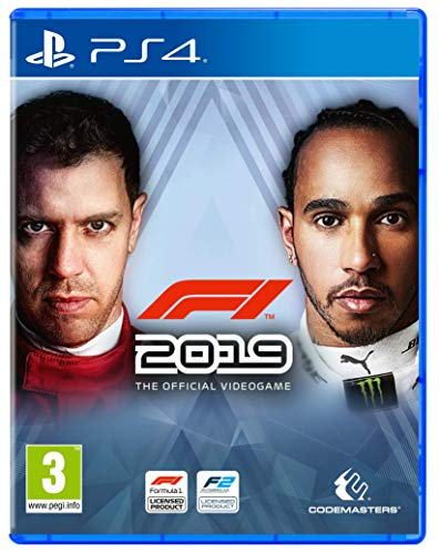F1 2019 Standard Edition (PS4)