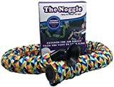 The Noggle - Making The Backseat Cool Again -Quick & Easy to Use Car Travel Accessories for a Comfy Ride Summer or Winter-Air Vent Extender Hose Directs Cool or Warm Air to Your Kids-6ft, Kaleidoscope
