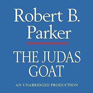 The Judas Goat audiobook cover art