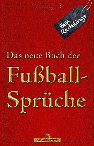 Das neue Buch der Fußballsprüche