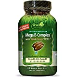 Best B Complex High Potencies - Advanced Absorption Mega B-Complex with Quick Energy MCT Review