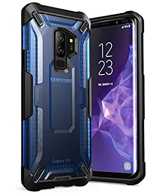 Galaxy S9+ Plus Case, SUPCASE Unicorn Beetle Series Premium Hybrid Protective Clear Case for Samsung Galaxy S9+ Plus 2018 Release, Retail Package