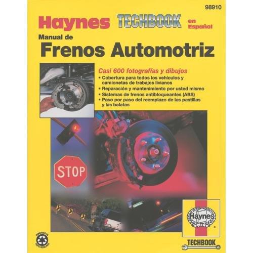 Manual de Frenos Automotriz Spanish Repair Manual (98910) 2002 Mercury Mountaineer Manual