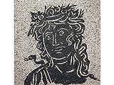 Kit de mosaico romano Las Estaciones. 4000 teselas cúbicas de 5mm. + herramientas. Tamaño...