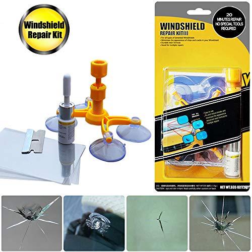 GLISTON Car Windshield Repair Kit