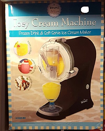 Best Buy! Rival Icey Cream Machine