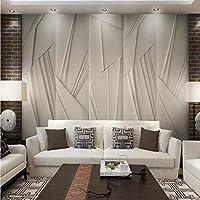 Iusasdz カスタム大規模壁画壁紙3Dシンプルな新しい中華風布パターンソフト背景背景壁画壁紙200X140Cm
