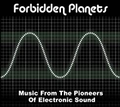 Forbidden Planets-Music From the Pione by United States Dist