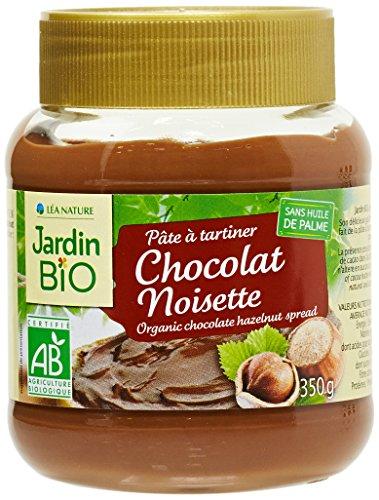 Jardin Bio Étic Pâte àTartiner Chocolat Noisette, 350g