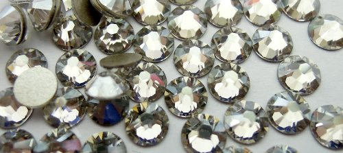 Swarovski Crystal Clear (001) Rhinestone Gems - Small Pack - 2Mm (Ss6) 70 In Pack