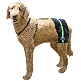 Walkin' Hip-EEZ Dog Hip Brace Support Harness System | Provides Joint Support for Dogs with Hip...