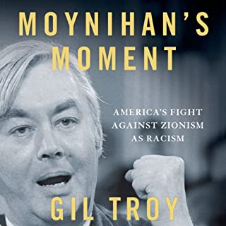 Moynihan's Moment audiobook cover art