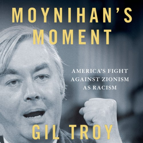 Moynihan's Moment audiobook cover art