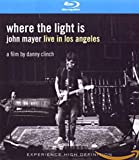 Where The Light Is: John Mayer Live In Los Angeles [Blu-ray] [Import anglais]