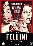 The Fellini Collection : Nights Of Cabiria, The White Sheik, La Strada [Edizione: Regno Unito] [Edizione: Regno Unito]