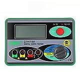 nouvelle DY4100 la terre numérique la résistance du sol dispositif de mesure digital terre d'essai