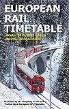 European Rail Timetable Winter 2019/2020