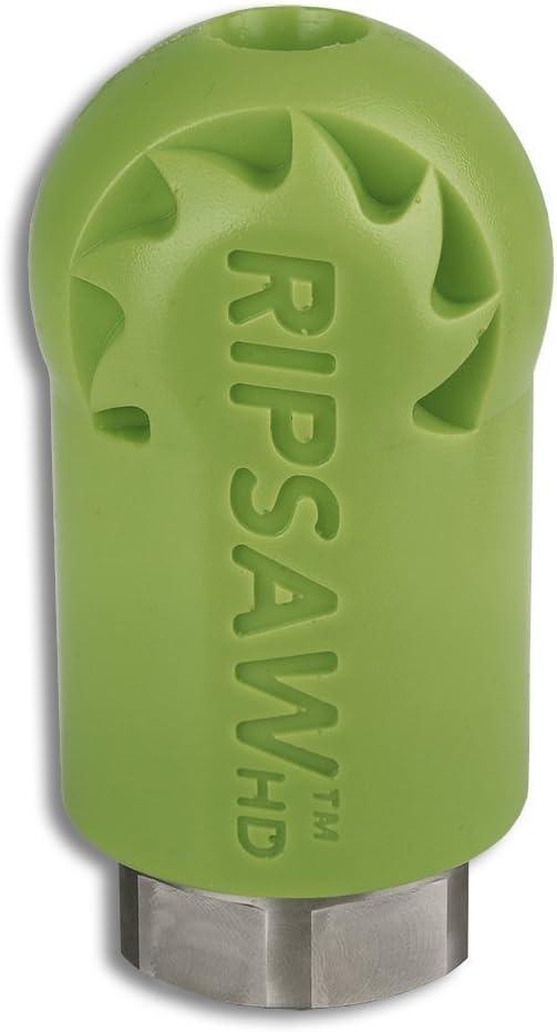 Hydra-Flex Inc. HD Ripsaw Nozzle Turbo Rotating Award Complete Free Shipping 6.0