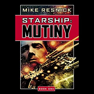Starship audiobook cover art