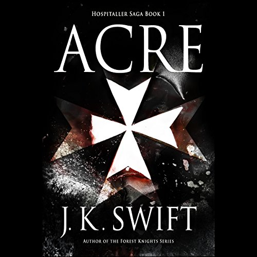 Acre audiobook cover art