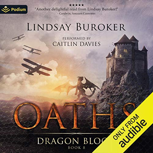 Oaths  By  cover art