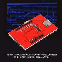 ディスプレイ モジュール、LCD ディスプレイ モジュール、3.5 インチ LCD ディスプレイ タッチ スクリーン用 DIY ディスプレイ アセンブリ