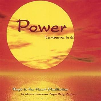 Power - Tamboura in E