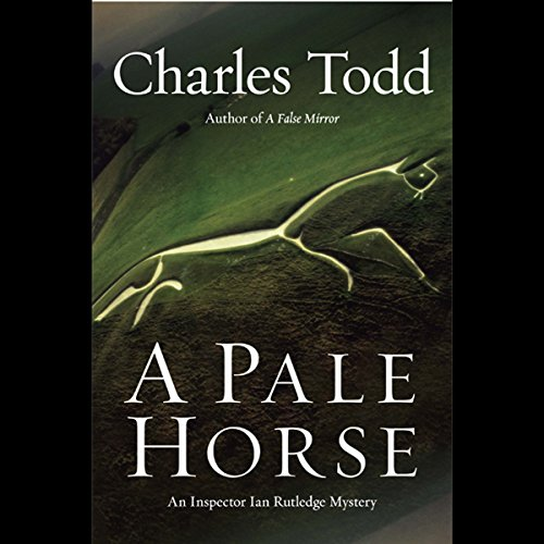 A Pale Horse audiobook cover art