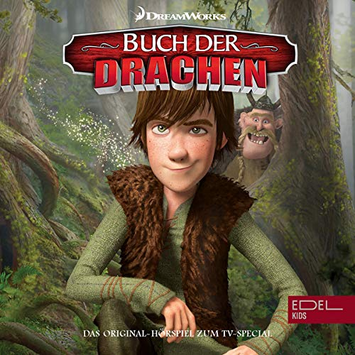 Page de couverture de Buch der Drachen. Das Original-Hörspiel zum Film-Special