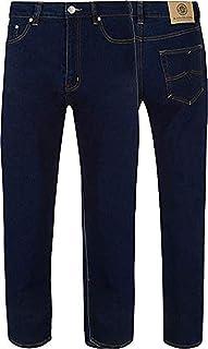 Kam Men's Stretch Jeans Big Tall King Plus Size Waist 40-60