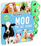 Discovery: Moo on the Farm! (10-Button Sound Books)