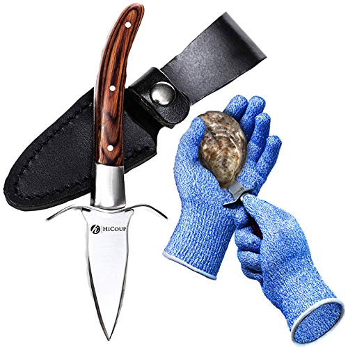 HiCoup Oyster Shucking Knife