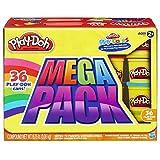Play-Doh-Mega Pack De 36, (Hasbro 36834F03)