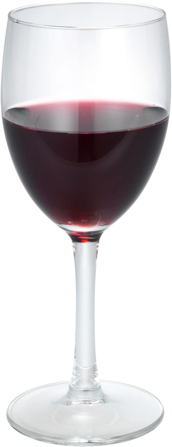 Amazon Com Vega Wine Glass Series Planeo Claret Wine Glass 0 24l 17 3cm Wine Glasses