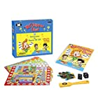 Super Duper Publications   'WH Chipper Chat Magnetic Game with Magic Wand   Educational Learning Resource for Children