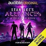 Couverture de Stan Lee's Alliances : L'Éclair du Génie