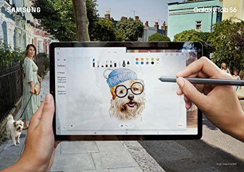 Samsung Galaxy Tab S6 T865 (10.5 Zoll) LTE, mountain grey