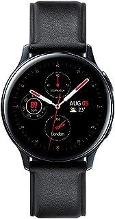Samsung Galaxy Watch Active 2 4G - staal 40 mm - zwart carbon - Franse versie