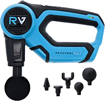 RecoveryVolt Handheld Percussion Massager