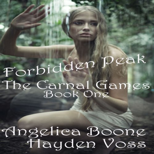 Forbidden Peak audiobook cover art
