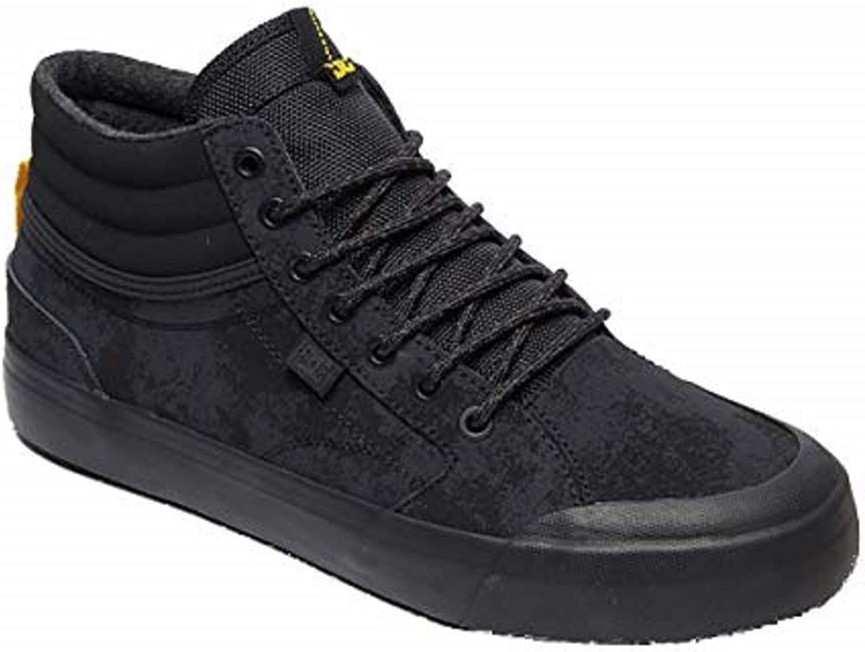 DC skor Evan Smith WNT - Winterized High -Top skor skor skor for män ADYS300412  fri frakt och utbyte.